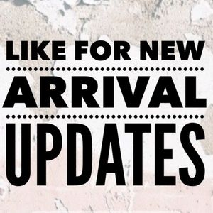 🆕 Like 🆕 for New Arrival Updates 🆕